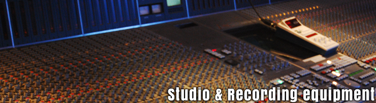 Studio & recording equipment at GearclubDirect in Chicago